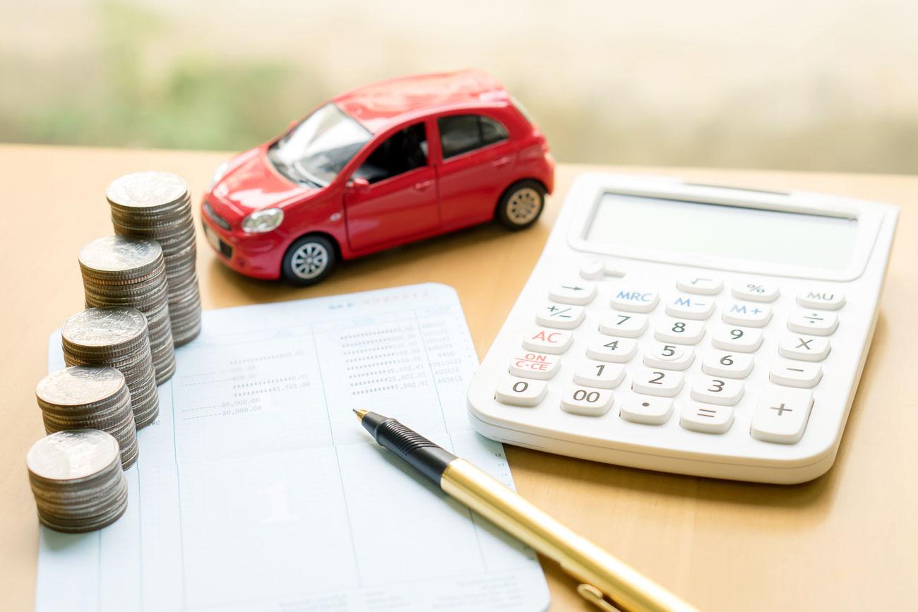 Automobilių lizingo įmokos apskaičiavimas